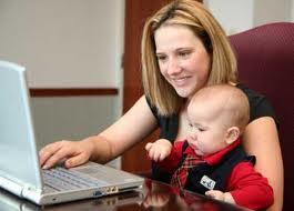 madre-soltera-trabajando